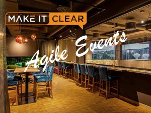 MAKE IT CLEAR - World Café